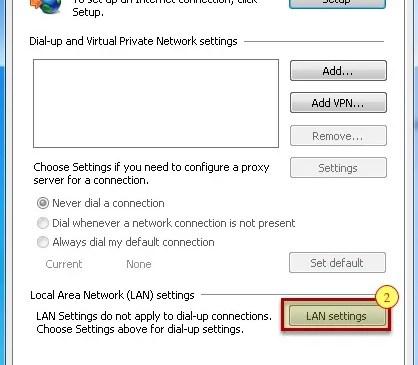 Markzware Q2ID for InDesign CS6 Internet Properties Window