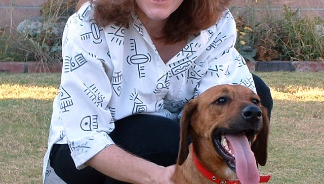 Markzware Q2ID User, Nancy Fox, editor, Gem Guides Book Company, with Misty