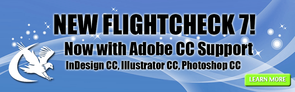 FlightCheck Pre Press Software to Check Adobe Photoshop CC Printing Quality