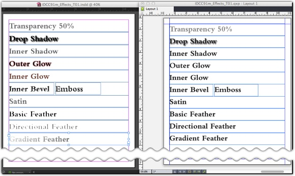 Conversion de fichiers à l'aide de Markzware ID2Q pour convertir Adobe InDesign CS-CC 2018 en QuarkXPress 9-2018 Mac