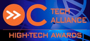 Orange County's OC Tech Alliance High Tech Awards for technology and innovation