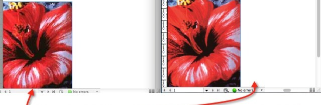 Markzware PDF2DTP for InDesign Down-Sampled Images