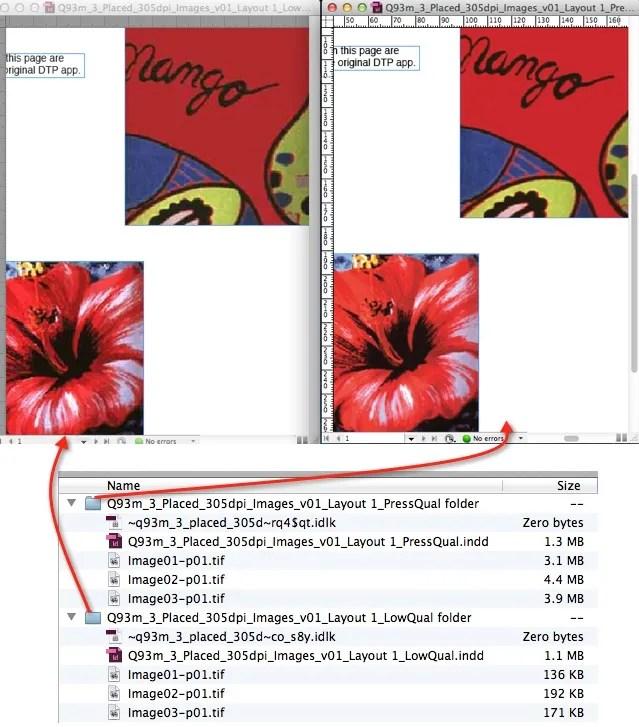 Ejemplo de conversión de archivos, utilizando PDF2DTP de Markzware a InDesign Complementos CS6 para convertir PDF a Adobe InDesign CS6