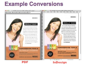 Edit PDF in Adobe InDesign CC 2017, Convert PDF to InDesign w/ PDF2DTP