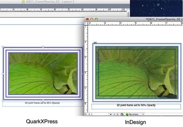 Quark To Indesign Conversion With The Q2id Indesign Plugin - Resume
