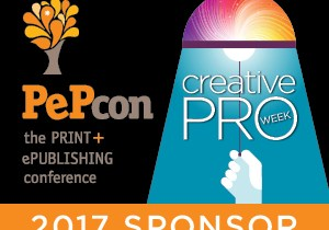 PePcon Sponsor: Markzware Supports Print + ePublishing Conference, part of CreativePro Week 2017