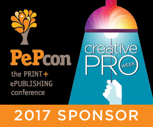 PePcon Sponsor: Markzware Supports Print + ePublishing Conference, part of CreativePro Week 2017