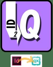 Markzware ID2Q Logo Panneau horizontal 480x595