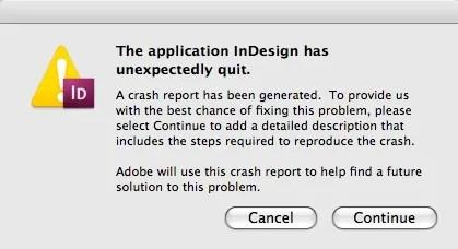 Récupérer le fichier 2015 CC InDesign après «InDesign a été fermé de manière inattendue». Utiliser Adobe INDD Creative Cloud 2015 Recovery par le service de récupération de fichiers DTP de Markzware