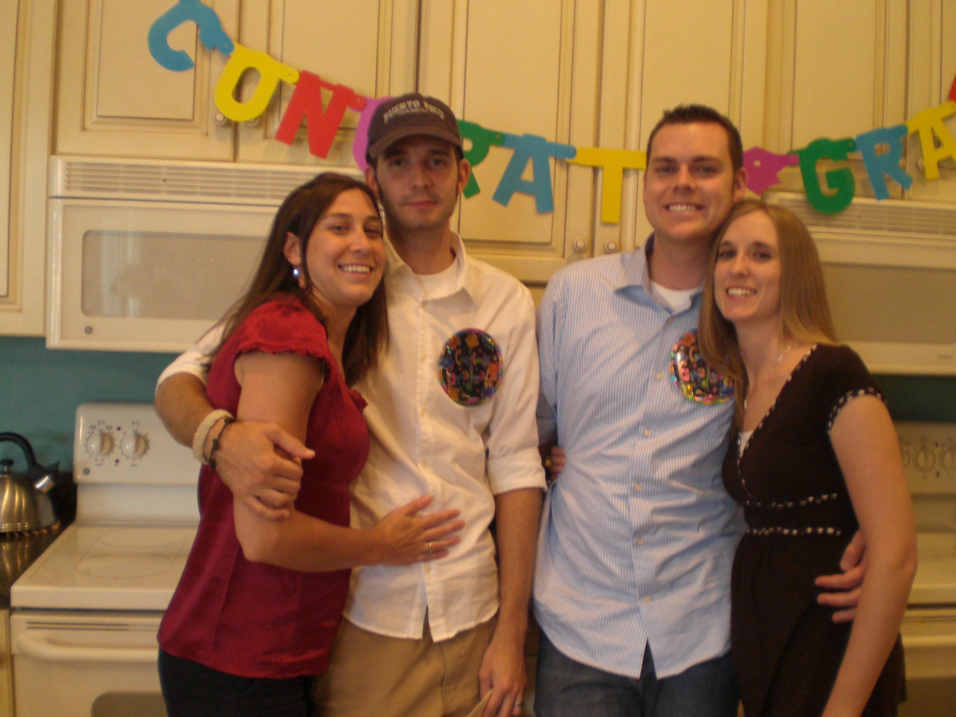 Happy Foursome