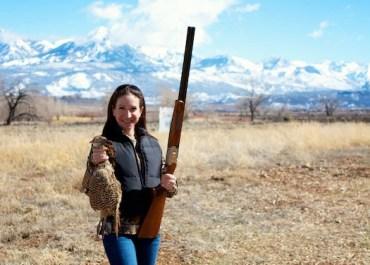 Pheasant Hunt in Southwest Colorado   Upland Bird Hunting   MarlaMeridith.com