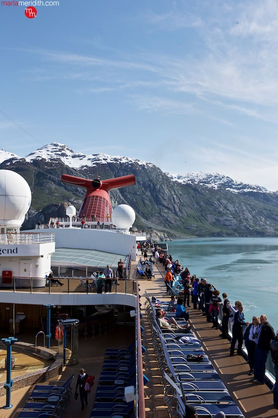Alaska Cruising on the Carnival Legend | MarlaMeridith.com ( @marlameridith ) #travel