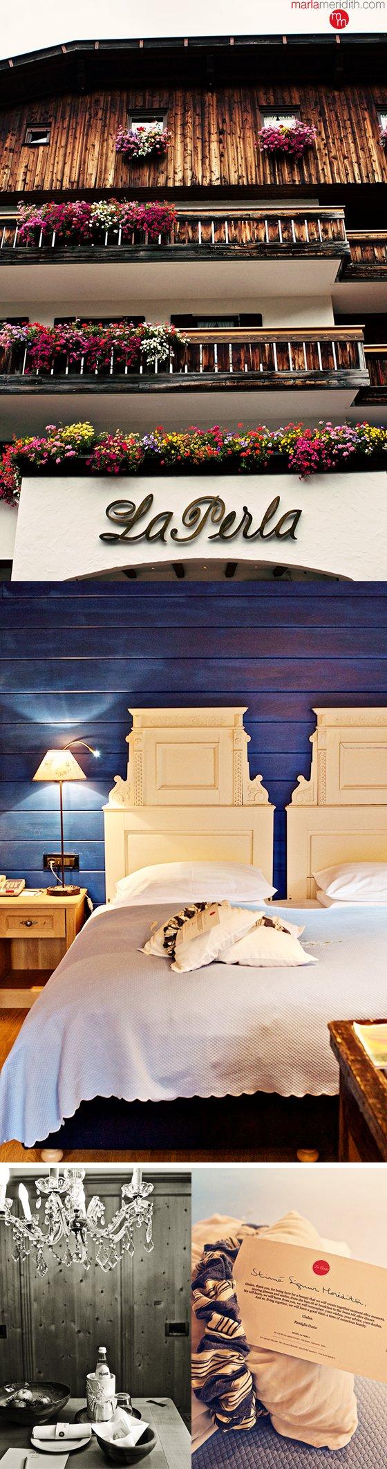 My favorite village in the #Dolomites Corvara! Hotel La Perla is wonderful! MarlaMeridith.com ( @marlameridith ) #italy #travel