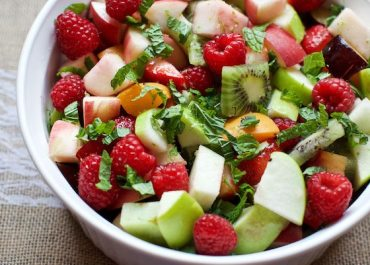 Get the recipe for this delcious & refreshing tequila Lime Fruit Salad on MarlaMeridith.com