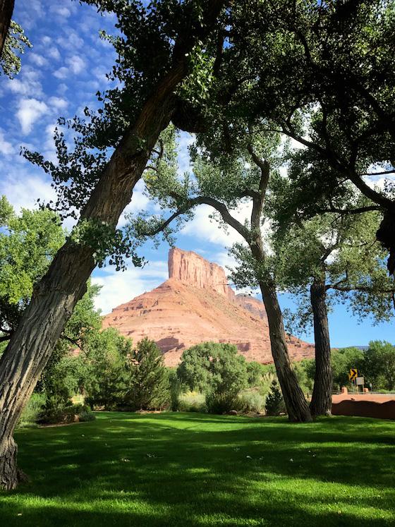 Beautiful Views at Gateway Canyons Resort in Colorado | MarlaMeridith.com #travel #colorado #usa