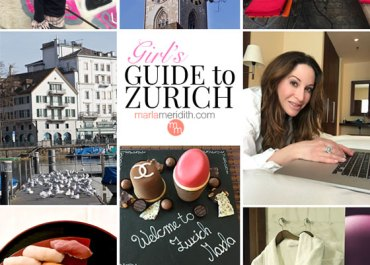 Girl's Guide to Zurich
