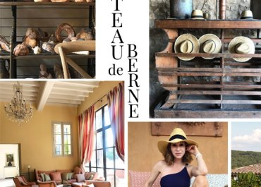Chateau de Berne in Provence, France is the ultimate 5 star retreat! Learn more about it on MarlaMeridith.com #travel #france #provence