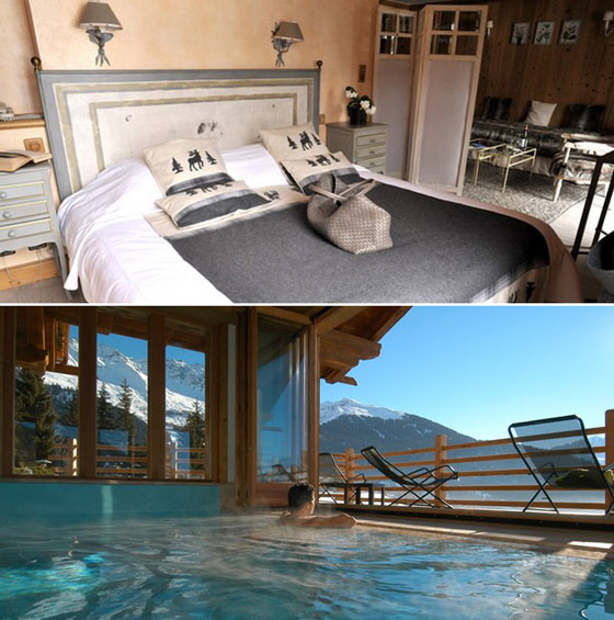 Le Chalet d'Adrien, Verbier, Switzerland   Bucket List: featured on MarlaMeridith.com #travel #alps #ski #luxury