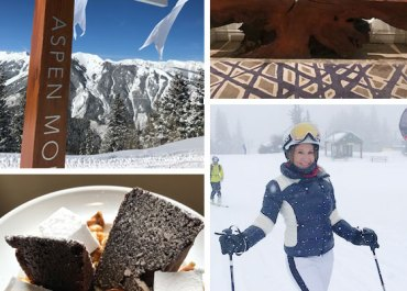 Add this to your #travel bucket list! Weekend Getaway at The Little Nell | Aspen, Colorado | MarlaMeridith.com #ski #aspen