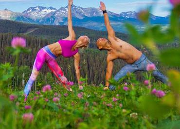 Join us for the Telluride Yoga Festival July 19-22, 2018! marlameridith.com