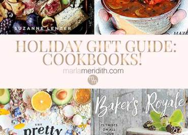 Holiday Gift Guide: Cookbooks!