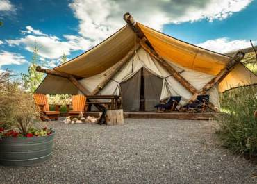 10 Best Glamping Spots in Colorado and Utah