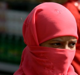 Bengali Muslim Lady