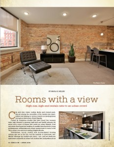 Grand Rapids Magazine - Downtown Apartment Boom