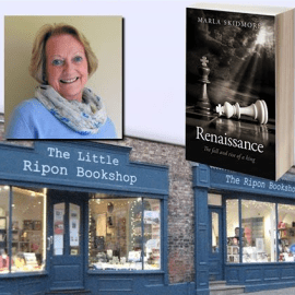 Book Signing at The Little Ripon Bookshop