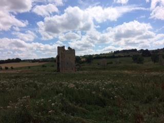 Kirby Ravensworth and Ravensworth Castle