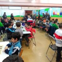 Torneo de Ajedrez de Semana Santa para chavales, tarde animada con premios para todos