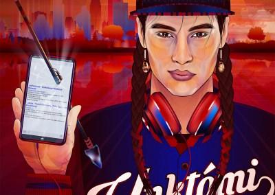 Uŋktómi & the Copyrights of the Dakota/Lakota Language