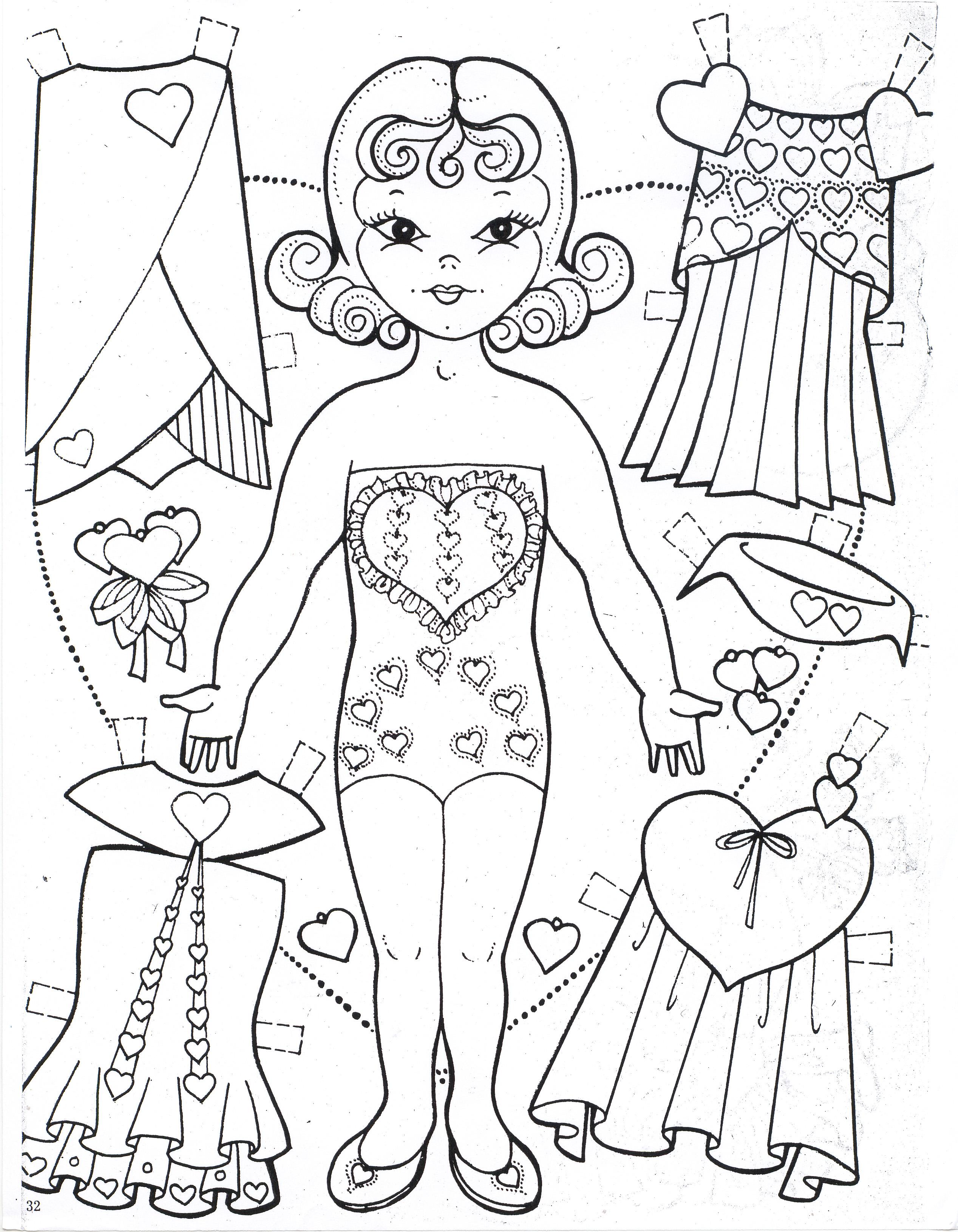 Dolly Valentine By Charles Ventura