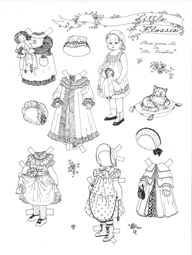 1000+ images about Paper dolls 2 on Pinterest