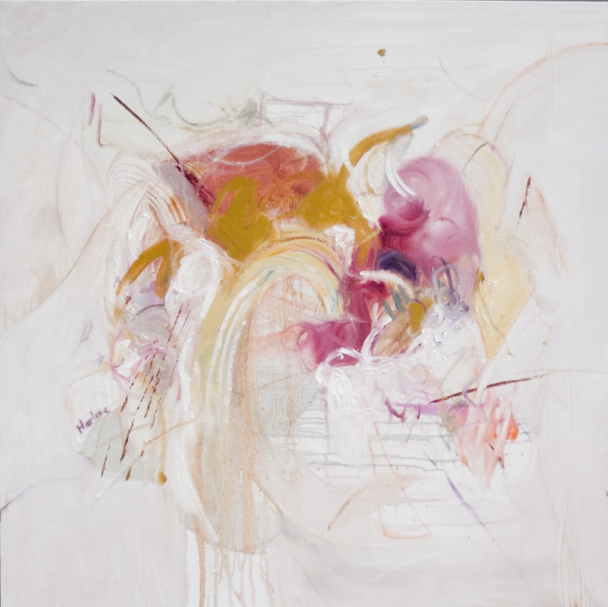Unity in Diversity series of paintings by Marlene Lowden
