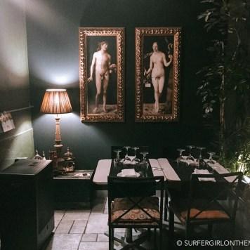 Sala Adão e Eva