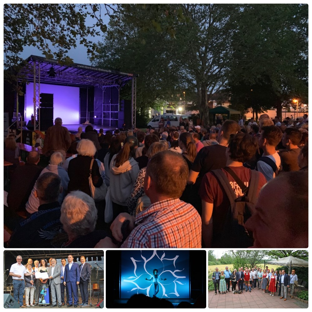 Rödermark Eröffnungsfeier Kulturfestival Saalfelden