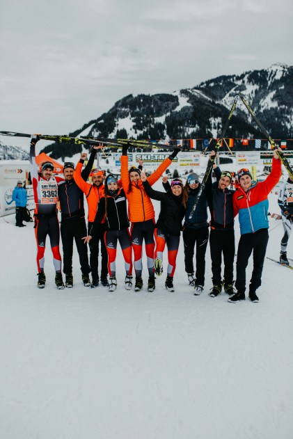 Nordic Team Tirol