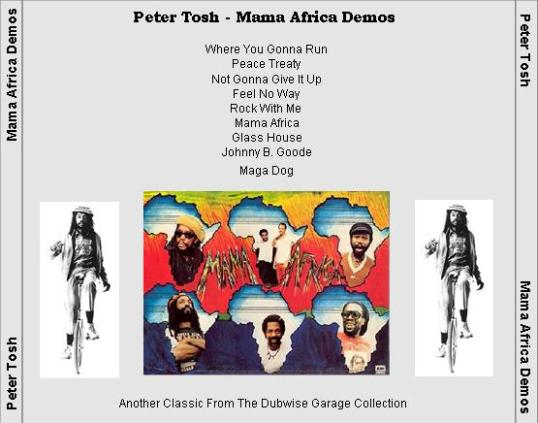 Peter Tosh Leave My Business