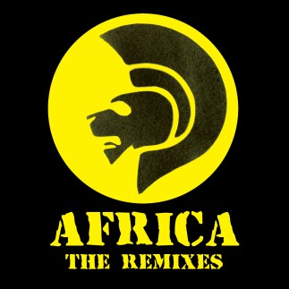 Africa work_firstep_yellow_the remixes