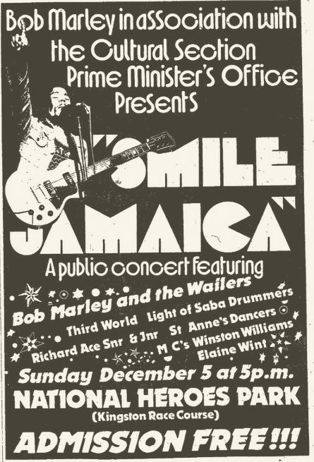 1976-12-05 Smile Jamaica