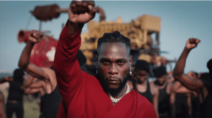 Burnaboy gives reasons why he smokes weed every morning