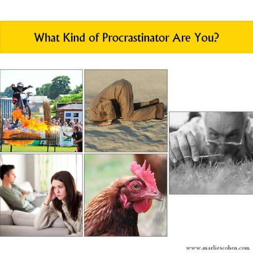 what kind of procrastinator are you?