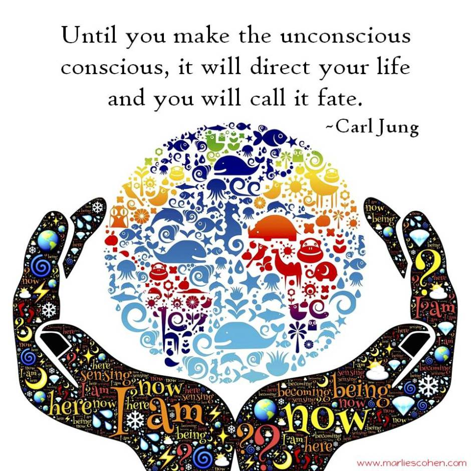 conscious - unconscious