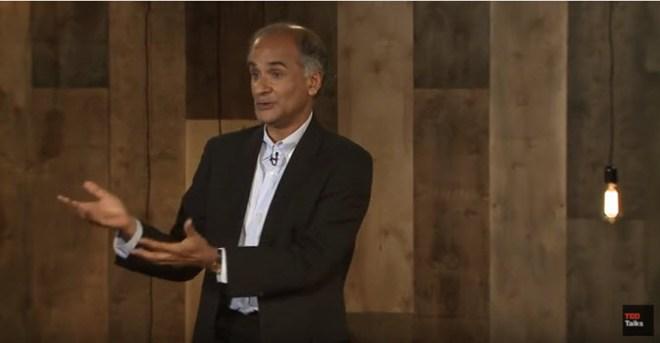 Pico Iyer TedX Talk