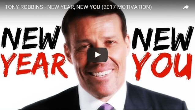 Tony Robbins 2017 motivation