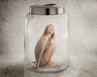 feeling stuck - overthinking kills your happiness