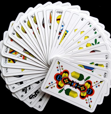 Life Is Like a Game of Cards