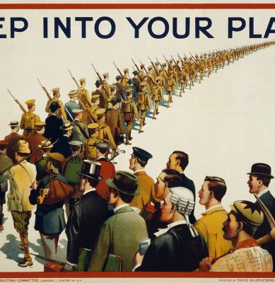 Propaganda Posters – What They Teach Us