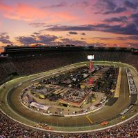 160K for a football game at Bristol Motor Speedway